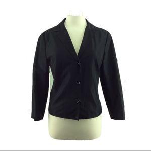 3 for $15 I BCBG Max Azria taffeta jacket